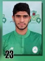 حرکت ارزشی بازیکن ساروی ذوب آهن اصفهان مقابل چشم میلیون ها ایرانی
