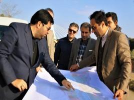 احداث زیرگذر شهید سید مصطفی علمدار ساری در صد روز