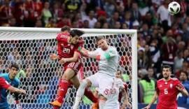 اسپانیا ۱ - ایران صفر/ باخت قهرمانانه تیم ملی مقابل ماتادورها + تصاویر