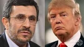 احمدی نژاد به ترامپ نامه نوشت