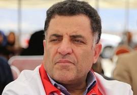 بازداشت رئیس مستعفی هلال احمر تایید شد