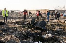 آخرین جملات خلبان هواپیمای اوکراینی اعلام شد
