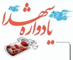 برگزاری یادواره شهدای بالادزا ساری با سخنرانی سردار میرشکار