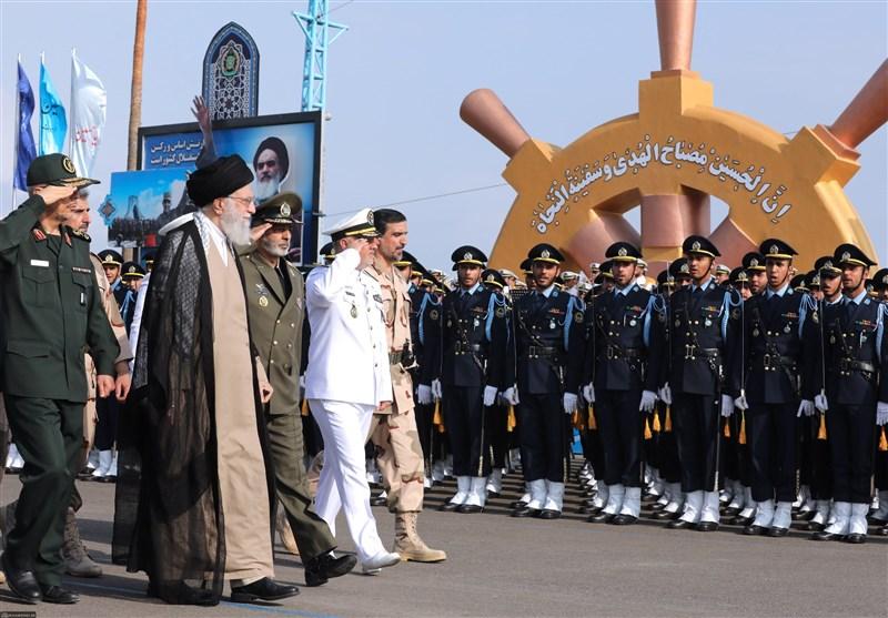 حضور فرمانده کل قوا در مراسم تحلیف و دانشآموختگی دانشگاههای افسری ارتش