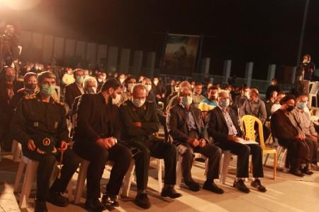 1633326244.3316 - سی و چهارمین یادواره شهدای سرافراز نیروگاه شهیدسلیمی نکا برگزار شد + تصاویر