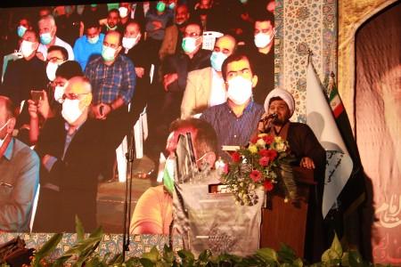 1633326327.2564 - سی و چهارمین یادواره شهدای سرافراز نیروگاه شهیدسلیمی نکا برگزار شد + تصاویر
