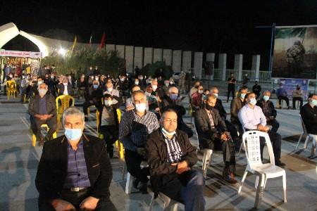 1633326388.965 - سی و چهارمین یادواره شهدای سرافراز نیروگاه شهیدسلیمی نکا برگزار شد + تصاویر