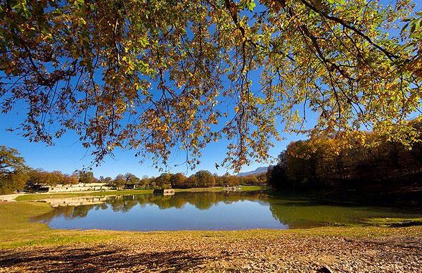 (تصاویر) طبیعت پاییزی مازندران
