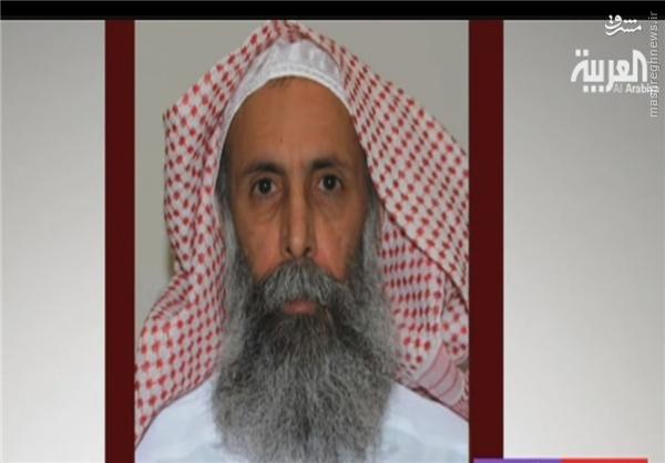 آخرین تصویر از شیخ نمر قبل از اعدام/عکس