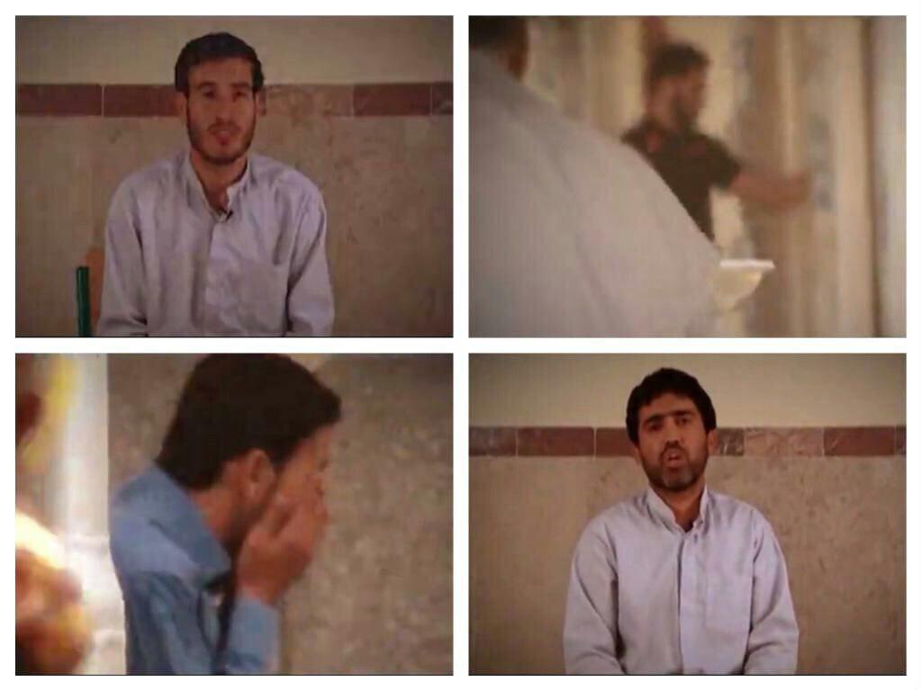 نخستین تصاویر از عوامل بازداشت شده داعش در تهران