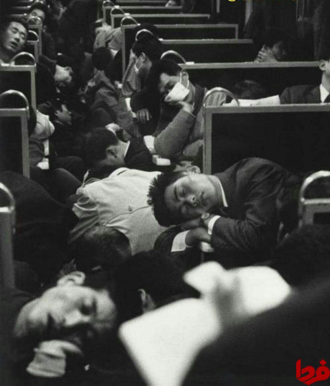 ساعت پایان کار ژاپنیها