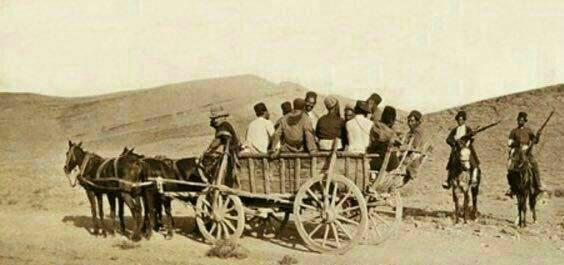 پلیس راه در عصر قاجار