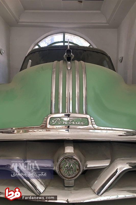 خودروی تاریخی دکتر مصدق امروز کجاست؟