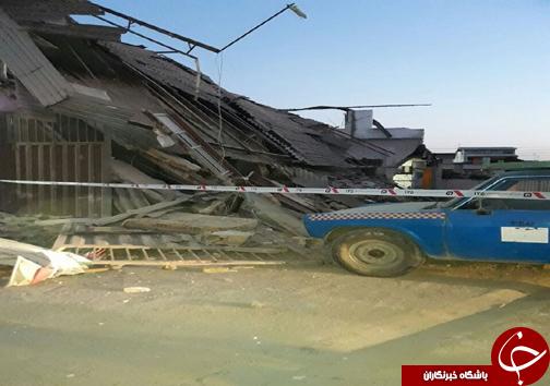 گودبرداری غیر اصولی در ساری حادثه آفرید + تصاویر