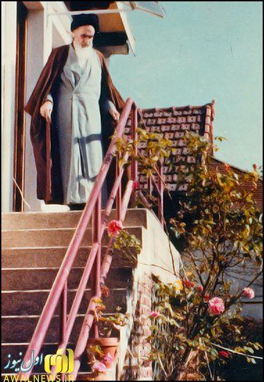 عکس دیده شده از امام زمان