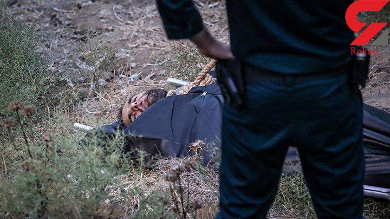 resized 564587 522 - جنازه قاتل آتنا اصلانی پس از اعدام چه شد؟ + عکس