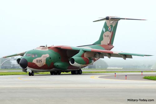 کاوازاکی سی-۱  یک هواپیمای ساختِ کارخانهٔ صنایع سنگین کاوازاکی است. این هواپیما برای نخستین بار در ۱۲ نوامبر ۱۹۷۰ میلادی مورد استفاده قرار گرفت.