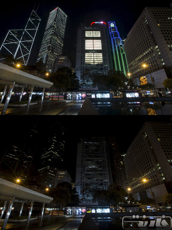 the-earth-hour-2015-Hong-Kong's-central-financial-district
