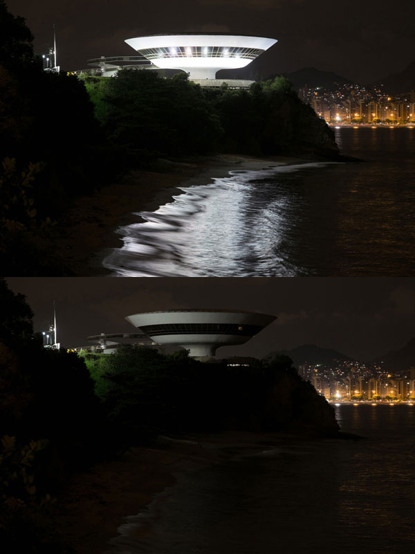 the-earth-hour-2015-Niteroi-Contemporary-Art-Museum