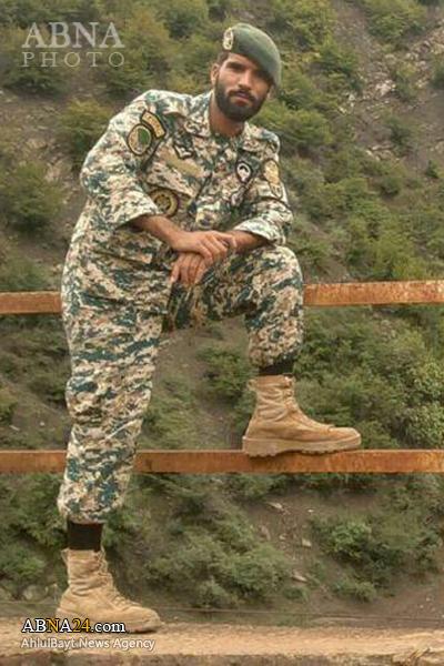 شهادت اولین عضو ارتش ایران در سوریه +عکس